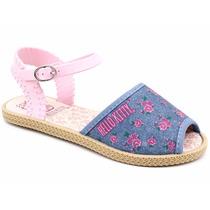 Sandália Infantil Grendene Hello Kitty Original 21516 Pixolé