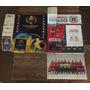 Álbum Copa América 2015 + Álbum Copa América Centenario 2016