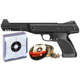 Pistola Aire Gamo P900 Municion + Tragabalin + Blanco+ Envio