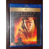 Blu Ray Duplo Lawrence Da Arábia Dublado Lacrado !