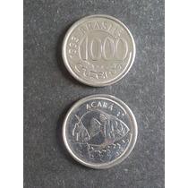 1000 Cruzeiros/1993 - Peixe Acará (v.428)