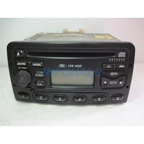 Rádio Ford Cdr4600 Ler Anuncio