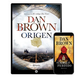 Dan Brown Origen Colección 7 Libros - Digi.tal