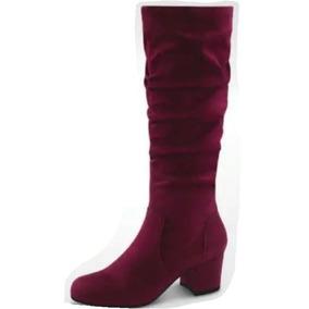 86d30523bf314 Botas Altas De Tacon Color Camello Mujer - Zapatos en Mercado Libre ...