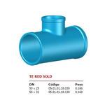 Conexões Te Red Sold Irr Dn 50x25 - Pn125 - Irrigação