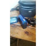 Camara Digital Jvc Everio 45x Azul Dual Memory