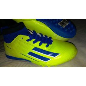 Zapatos Micro Tacos Para Fútbol Sala Talla 29 (canilleras) 69d94d5ab4aa0