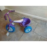 Triciclo Minie Muy Poco Uso Color Violeta!