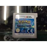 Cartucho De Juego Para Nintendo 3ds Pokemon Alfa Zafiro Eur