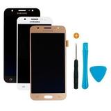 Tela Display Lcd Vidro Touch Samsung Galaxy J5 J500 + Tools