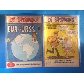 Los Supermachos De Rius 754 - 850