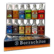 Estuche Regalo Chocolates Sabor A Licor Borrachitos X24 Uds