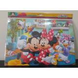 Rompecabezas De Mickey, Minie,princesas Y Princesita Sofia