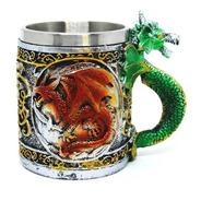 Caneca Personalizada Cerveja Chopp Dragão Dragoes Medieval