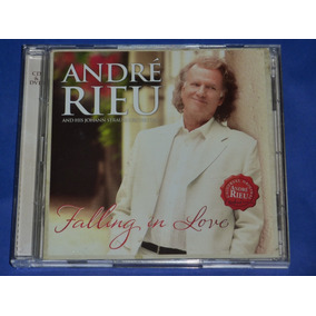 Andre Rieu Falling In Love Cd+dvd Made In Eu