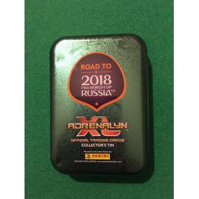 Adrenalyn Road To World Cup Russia 2018 Lata Vazia