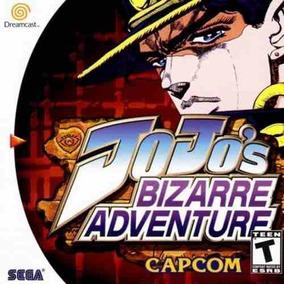 Jojos Bizarre Adventure - Sega Dreamcast
