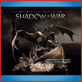 Middle Earth Shadow Of War Mithril Ed. Ps4 | Promocion $8999