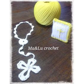 Souvenir Denario A Crochet