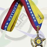 Medalla Bachiller 5 Punta