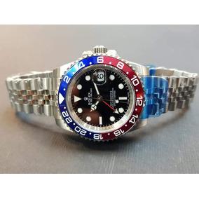Hermoso Reloj 1.1 Rolex Jubile Pepsicolo