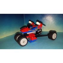 Lego Marvel Speeder Moto Turbo Hombre Araña Spiderman Heroes