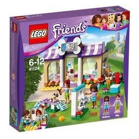 Lego 41124 Friends Creche Para Cães De Heartlake 286 Pç
