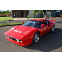 Ferrari 288 Gto Recreation -308gtsi -classico Esportivo Old