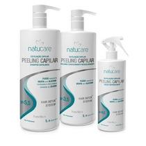 Natumaxx Kit Profissional Esfoliação Capilar E Peeling