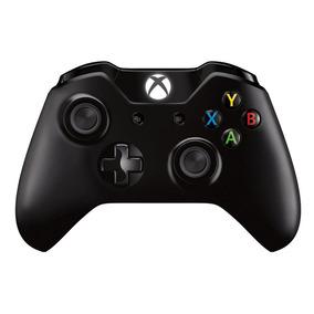 Gamepad Microsoft Control Wireless Xbox One Black
