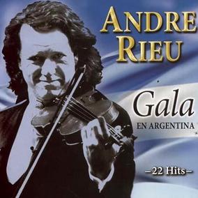 Andre Rieu / Gala En Argentina ( Cd )