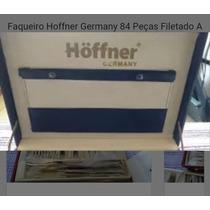 Faqueiro Hoffner Germany 84 Peças Novo