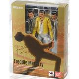 Bandai Tamashii Nations Figura Freddie Mercury Colección