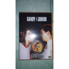 Dvd Sandy E Junior No Festival De Verão De Salvador