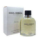 Tester Dolce & Gabbana Pour Homme X125ml. Edt