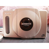 Câmera Fotográfica Kodak Advantix T550 - Com Manual E Bolsa