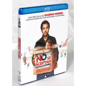 Eugenio Derbez No Se Aceptan Devoluciones Blu-ray