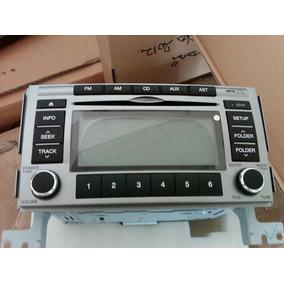 Stereo C/cd Hyundai Santa Fe 2008-2011 96180bb2130