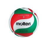Balon Molten Voleibol Piel Sintetica V5m4500 / Envio Gratis