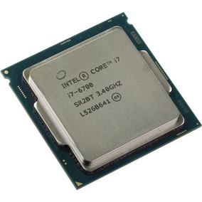 Procesador I7 6700 Socket 1151