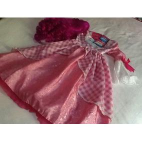 Lalaloopsy Disfraz Para Niña 3-4 Años