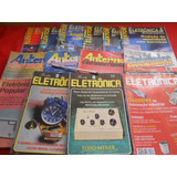 Saber Eletrônica Popular Antenna Elektor Lote C/14 Revistas