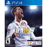 Fifa 18 Playstation 4 Fisico Inmediato! Envío Gratis