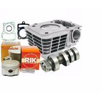 Kit Preparado Titan/fan/nxr Bros 150 3mm Kmp C/comando 285°