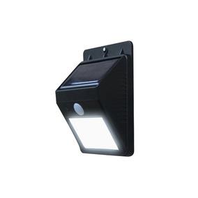 Lámpara Solar Led Con Sensor De Movimiento. Reflector. Foco