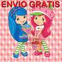 Kit Imprimible Fresita Frutillita Tarjetas Cajas Cupcakes