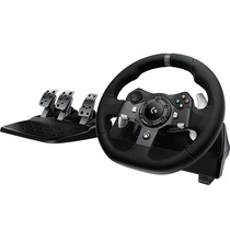 Logitech G920 Driving Force Volante/pedales Xbox One Y Pc
