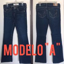 Pantalones Mezclilla, Hollister