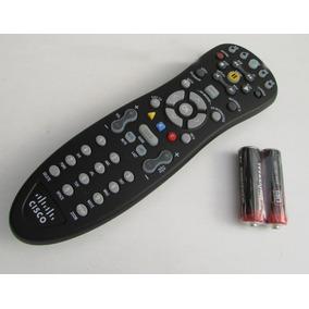 Controle Cisco Universal Hd Dvd Tv Som Home Entre Outros