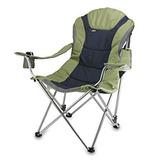 Piquenique Tempo Portátil Reclinável Cadeira De Acampamen